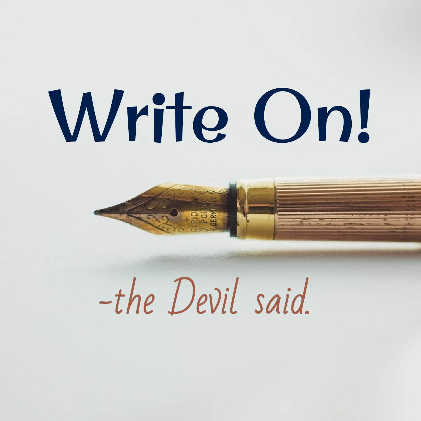 "Be An Author With the Write Stuff – 5 ""Easy"" Steps"