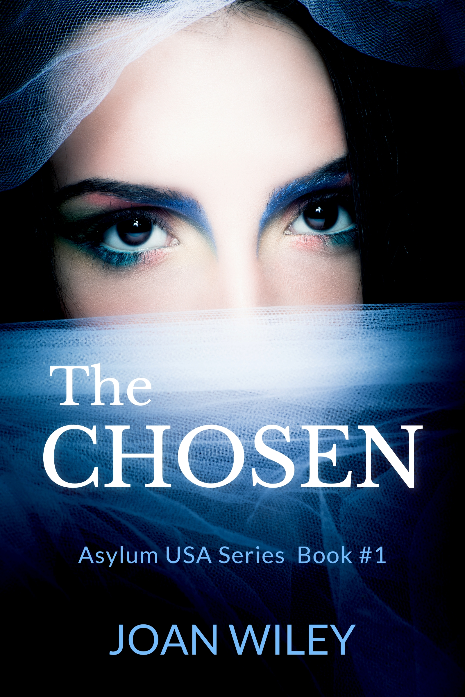 "Short Trailer for –    Asylum U.S.A. Series   Book #1  ""The CHOSEN"""